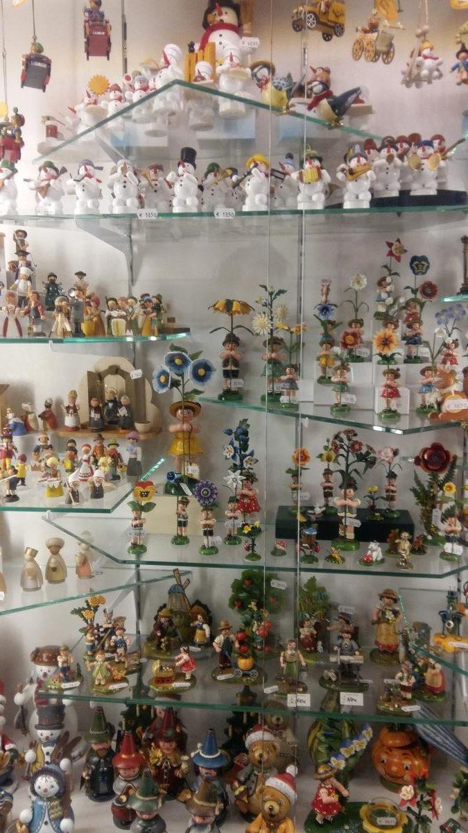 Miniaturen für jede Jahreszeit